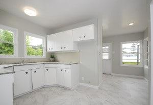 8 Kitchen view 1